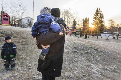 I 27 kommuner i Nord-Norge er tallet på ettåringer mer enn halvert på 30 år. Foto: Gorm Kallestad, NTB scanpix