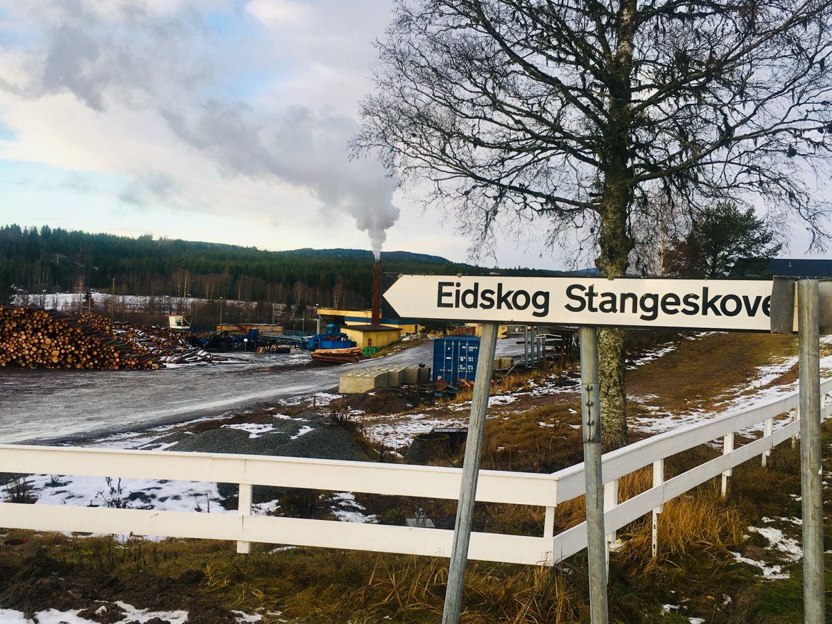 Eidskog kommune vil ikke gi innsyn i politikernes behandling av pengeoverføringene fra kommunen til aksjeselskapet Stangeskovene. Foto: Thomas Frigård