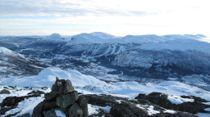 Muligheten for toppturer og skisport trekker nye innbyggere til Hemsedal. Men er det nok til å lokke fram en ny toppleder? Foto: Creative commons/Kalabalaru