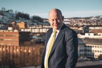 Ordfører Torvild Sveen (Sp) i Gjøvik hadde framtidsplaner for Raufoss Næringspark, men en grensejustering setter en stopper for planene. Foto: Alexander Rostad /Gjøvik kommune
