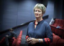 Leder Gudrun Haabet Grindaker i Norsk Rådmannsforum bekrefter at det ikke er en enkel jobb å være kommunal leder. Foto: Terje Lien
