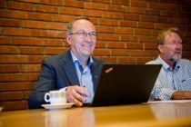 <p>Petter Haugen gikk på dagen fra i Våler i Viken i februar, etter tre år som rådmann. Bildet er tatt ved en tidligere anledning.</p>