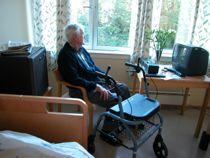 Mange kommuner dropper brukerundersøkelser på sykehjem, vsier en undersøkelse. Illutrasjonsfoto: NTB Scanpix