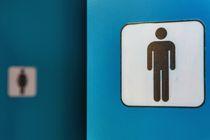 Dame- og herreskiltene på alle enkeltstående toaletter i kommunale bygg i Trondheim skal fjernes. De erstattes med kjønnsnøytrale skilt. Foto: Paul Kleiven, NTB scanpix.