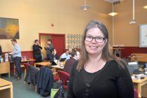 Varaordfører Vibeke Johnsen (SV) i Sogndal kan fortelle at kommunen er lettet over å kunne avslutte en lang og belastende sak. Foto: Sogn Avis