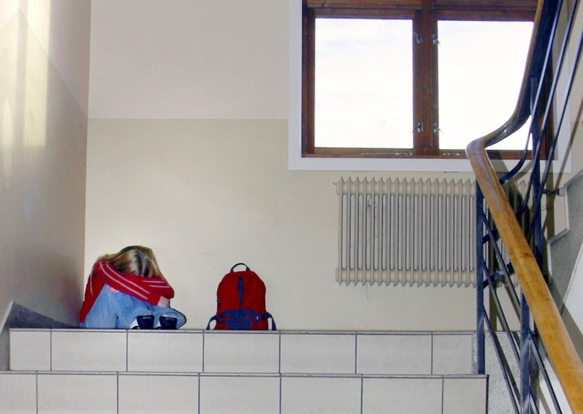 Vanskelige mobbesaker kjennetegnes ofte det har gått lang til fra mobbingen ble oppdaget til den ble forsøkt håndtert, og at skoleledelsen ikke erkjenner feil ved håndteringen. Illustrasjonsfoto: NTB scanpix