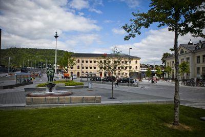 Nye Drammen får kritikk av Forbrukerrådet for gebyrøkning etter kommunesammenslåingen. Kommunen selv avviser kritikken.Foto: Magnus K. Bjørke