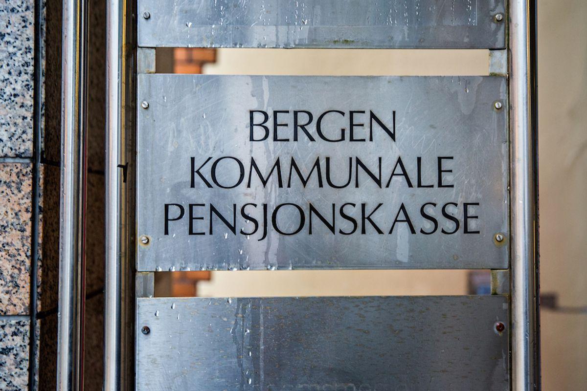 Kommunale pensjonskasser har lang historikk, påpeker Øyvind Stjernfeldt Juvet, og viser til blant annet den i Bergen, som ble etablert i 1907.