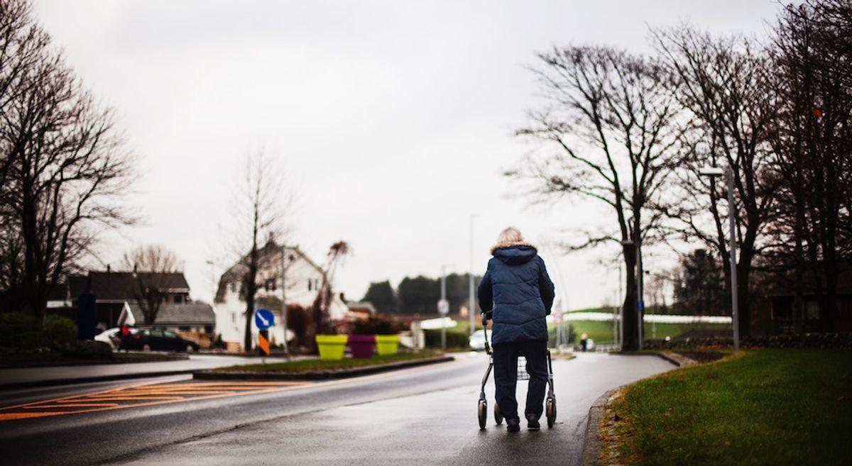 Sporing ved hjelp av GPS kan gjere kvardagen enklare og tryggare, men ny teknologi kan vere komplisert og er tid- og energikrevjande. Illustrasjonsfoto: Hung Ngo