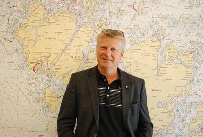 Dag Willien Eriksen går av som rådmann i Hvaler kommune.