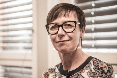 Tone Marie Nybø Solheim inngikk sluttavtale med kommunestyret i Grimstad i november. 1. mars overtok hun som daglig leder i Region Kristiansand.