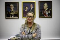 <p>Kirsti Tømmervold gikk av som ordfører i Klæbu ved nyttår. Hun vil gjerne prøve seg som kommunedirektør i Vevelstad. Foto: Magnus Knutsen Bjørke</p>