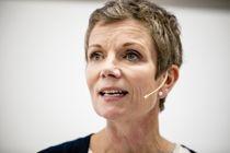 <p>President Marit Hermansen i Legeforeningen ønsker at det store arbeidspresset på legevakten skal lettes.</p>