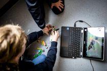 <p>Blant de kommunale innovasjonsprosjektene som fikk tildelt økonomisk støtte, er det flere som handler om digitalisering. Illustrasjonsildet er tatt i Knappskog skule i Fjell kommune og har ingen direkte sammenheng med tildelingen. </p>