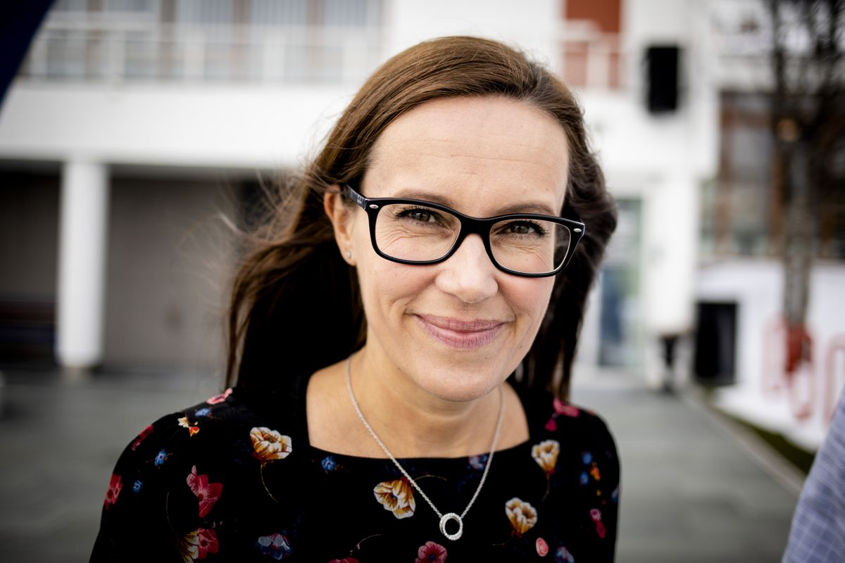 Marianne Sivertsen Næss (AP) i Hammerfest ble ordfører i 2019. Nå vil hun på Stortinget.