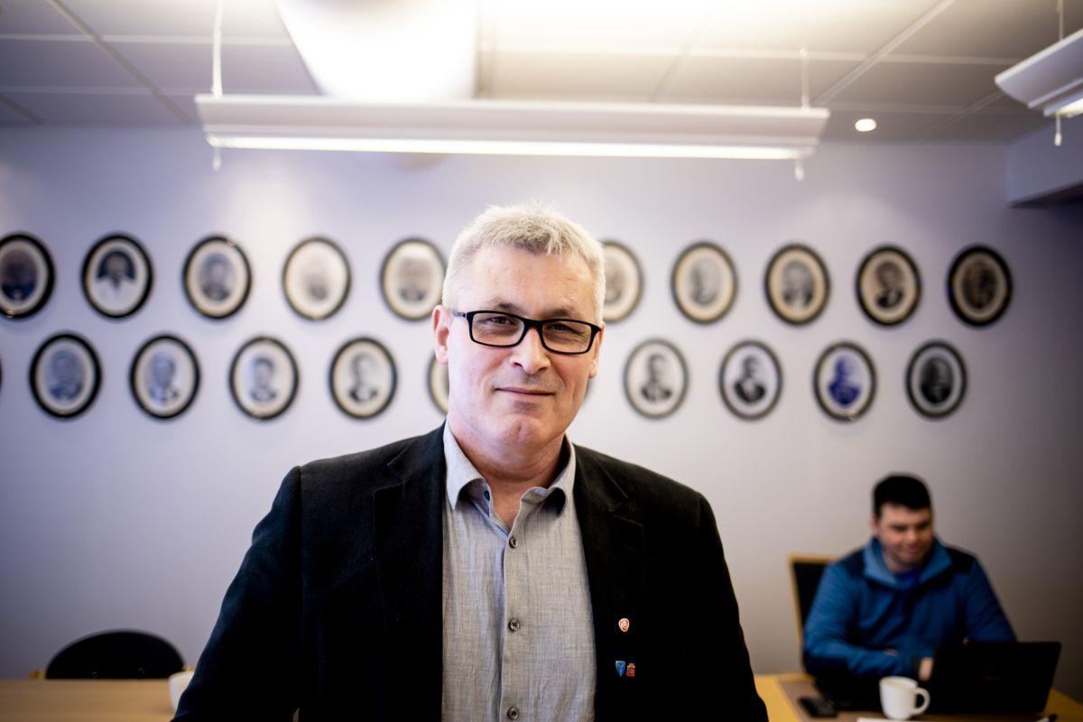 Varaordfører Terje Wikstrøm (Ap) i Hammerfest var selvskreven arvtaker i Hammerfest. Inntil flertallet røk og tre representanter meldte seg ut av partiet.