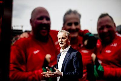 Arbeiderpartiets leder, Jonas Gahr Støre.
