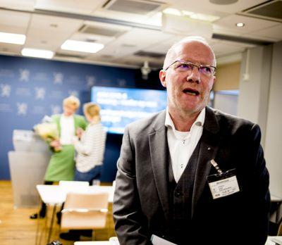 Generalsekretær Arne Jensen i Norsk Redaktørforening mener det er grunnlag for å ta en ny gjennomgang av statistikkloven.