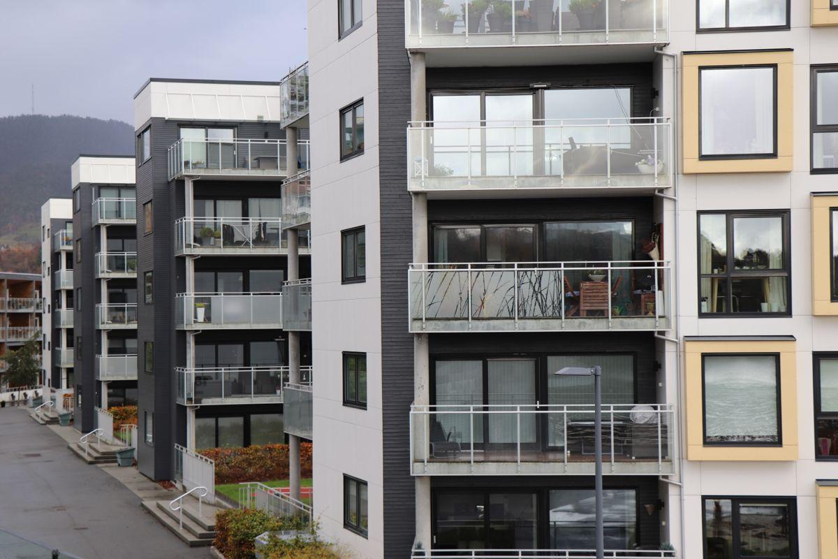 Kommunenes mulighet ti å kreve inn eiendomsskatt er en viktig del av lokaldemokratiet. Bildet er fra Bjørnafjorden kommune, som er en av 35 kommuner som har valgt ikke å ha noen form for eiendomsskatt.