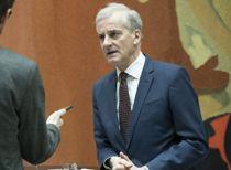 <p>Parlamentarisk leder Jonas Gahr Støre (Ap) leder arbeidet med fullmaktsloven i Stortingets nye koronakomité.</p>