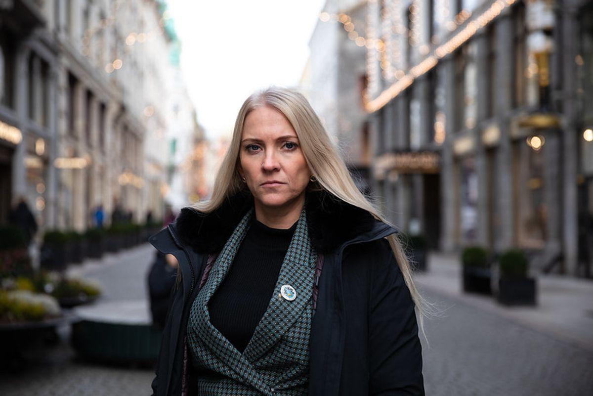 – Presset vil bli større i pleie og omsorg enn på sykehusene, sier leder Lill Sissel Sverresdatter Larsen i Norsk Sykepleierforbund (NSF).