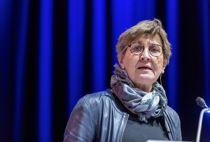 <p>Fagforbundets leder Mette Nord mener at mange deltidsansatte på norske sykehjem kan bidra til å forsterke koronakrisen.</p>
