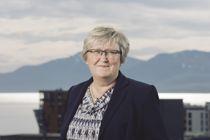 <p>Elisabeth Aspaker er fylkesmann i Troms og Finnmark.</p>
