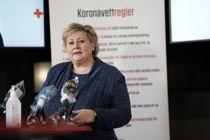 <p>Hvis den økonomiske gjenreisningen blir vellykket, vil Erna Solberg og Høyre få den største politiske gevinsten av det. Hvis bedrifter går over ende og arbeidsledigheten biter seg fast, kan de tvert om bli straffet, skriver Jan Inge Krossli.</p>