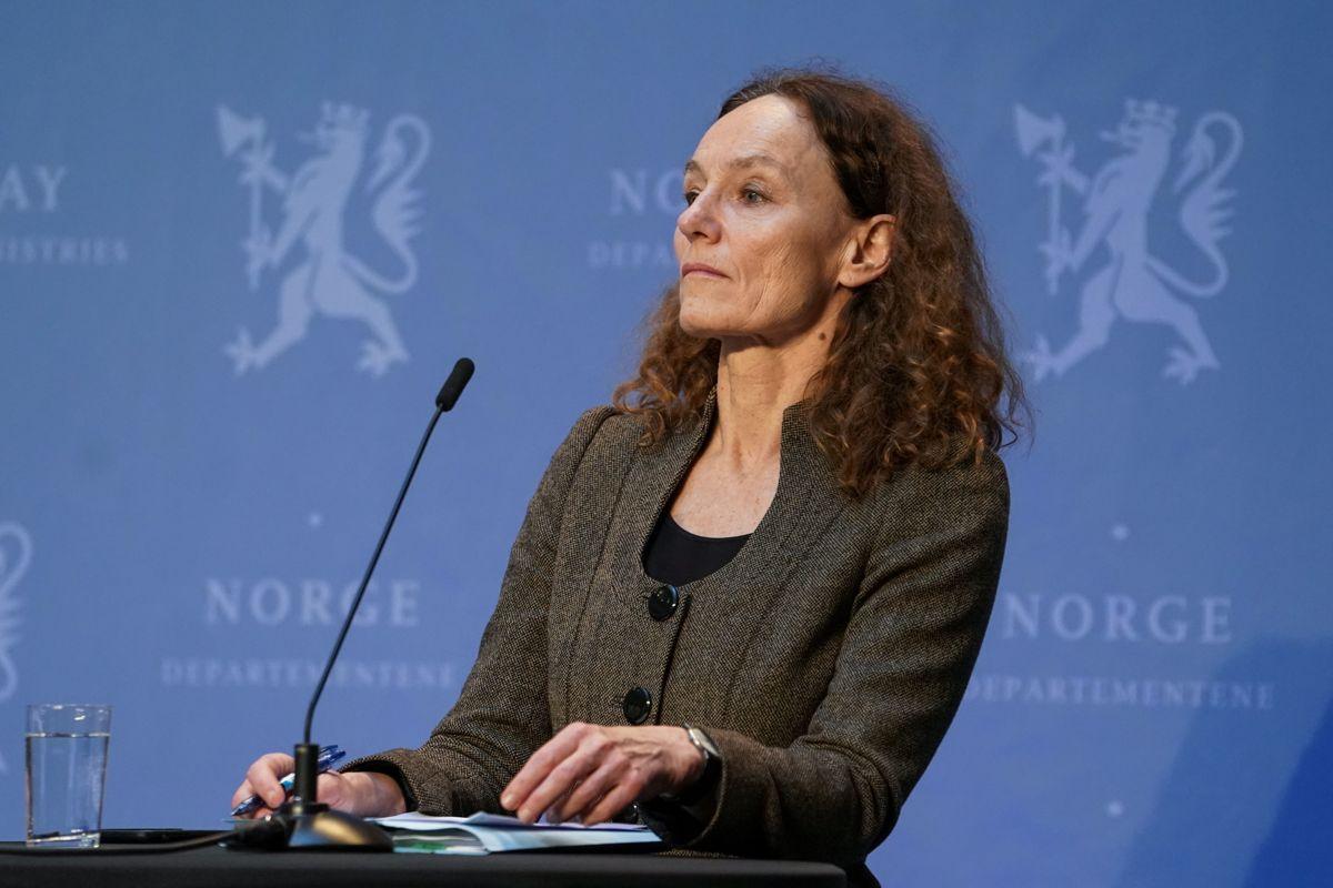 FHI-direktør Camilla Stoltenberg la tirsdag fram et forslag til en prioriteringsliste for koronatesting.