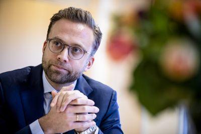 Regjeringen og kommunal- og moderniseringsminister Nikolai Astrup legger opp til en fortsatt vekst i kommunenes frie inntekter i 2022.