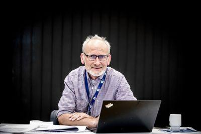 Sjeføkonom Torbjørn Eika i KS sier kostra-tallene for 2020 gir grunnlag for å si at det går bra med kommunenes økonomi, samlet sett.