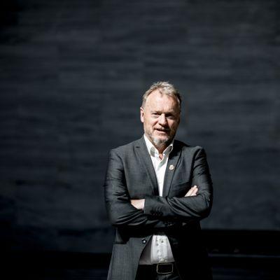 Byrådsleder Raymond Johansen (Ap) får flere vaksiner til Oslo, men ville hatt enda flere.
