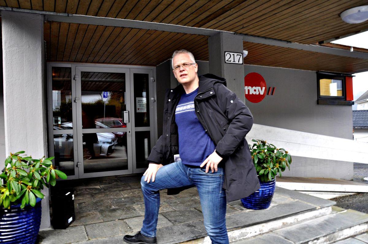 Ordfører Knut Harald Frøland (Bygdelista) mener at vedtaket om å leie inn en konsulent til å være kommunedirektør i Samnanger står seg.
