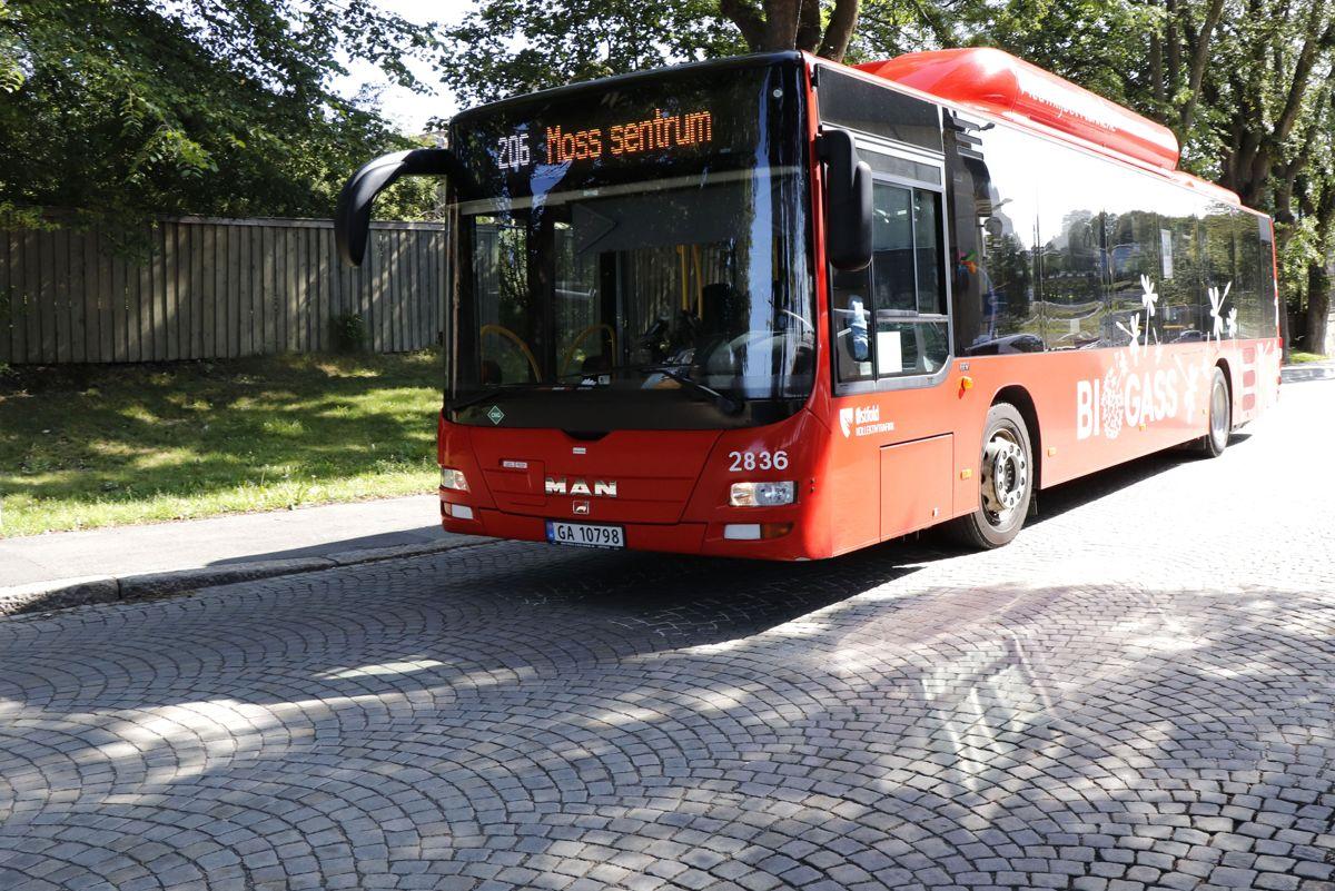 Fra 2025 av skal det bare kjøpes inn utslippsfrie bybusser, foreslår regjeringen i sin ferske klimaplan.