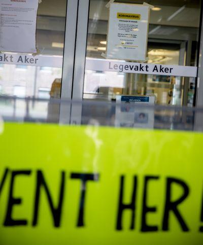 Snart må kommunene ha planene klare for koronavaksinering.Foto: Magnus Knutsen Bjørke