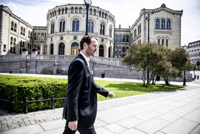Fremskrittspartiets kommunalpolitiske talsperson Helge André Njåstad vil sette en maksgrense i kroner og øre for eiendomsskatt.