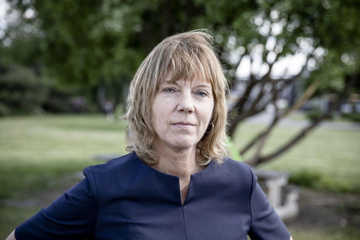 – Å dekke inn merkostnaden på reguleringspremien med tilsvarende kutt i driften vil gi dramatiske konsekvenser, sier kommunedirektør Trine Myrvold Wikstrøm.
