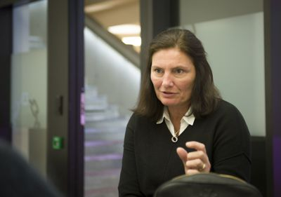 Direktør Libe Rieber-Mohn i Integrerings- og mangfoldsdirektoratet (IMDi)