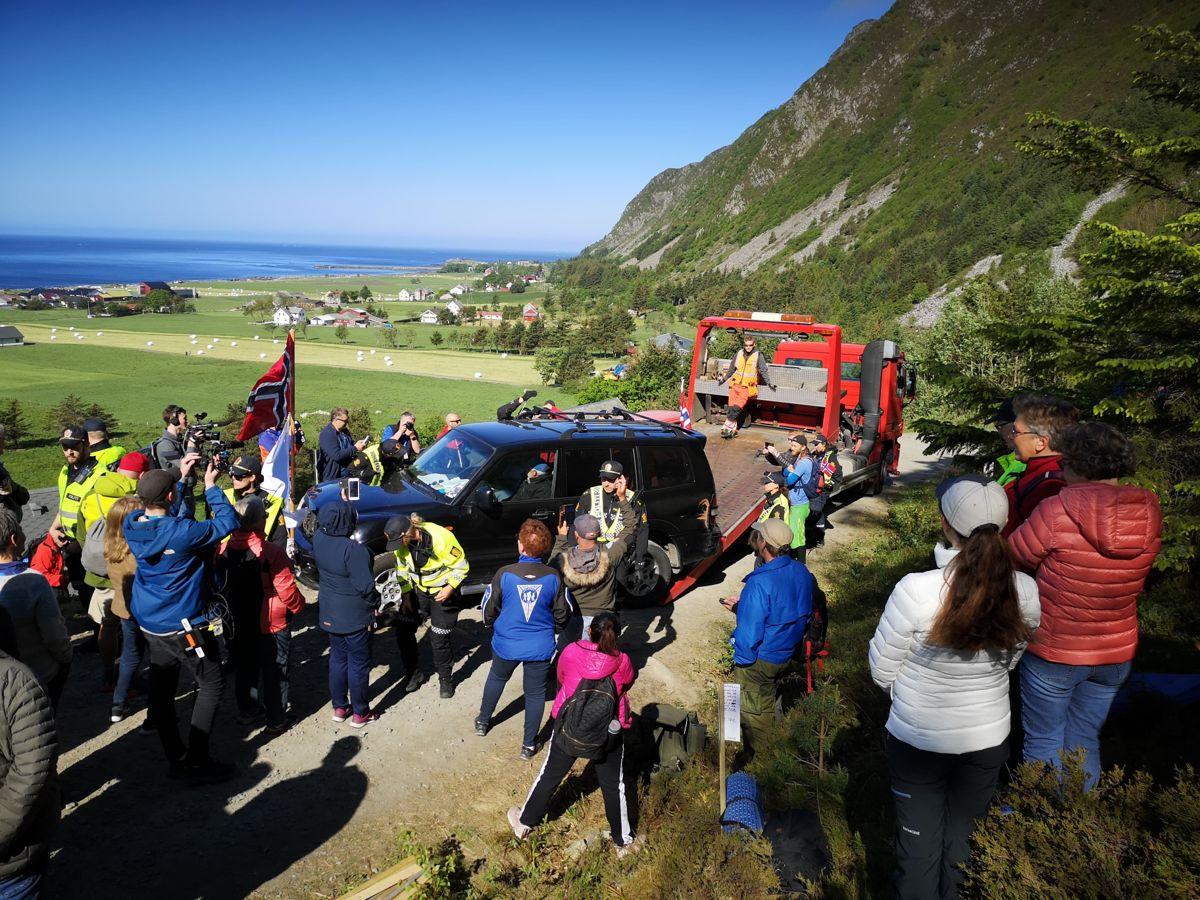 Aksjonene fra sindige nordmenn og lokalbefolkning på Haramsøy, og mange andre steder, er eksempler på at vindkraftregimet i dag produserer mistillit mellom folk og beslutningsmyndigheter, skriver Dagfinn Hatløy.