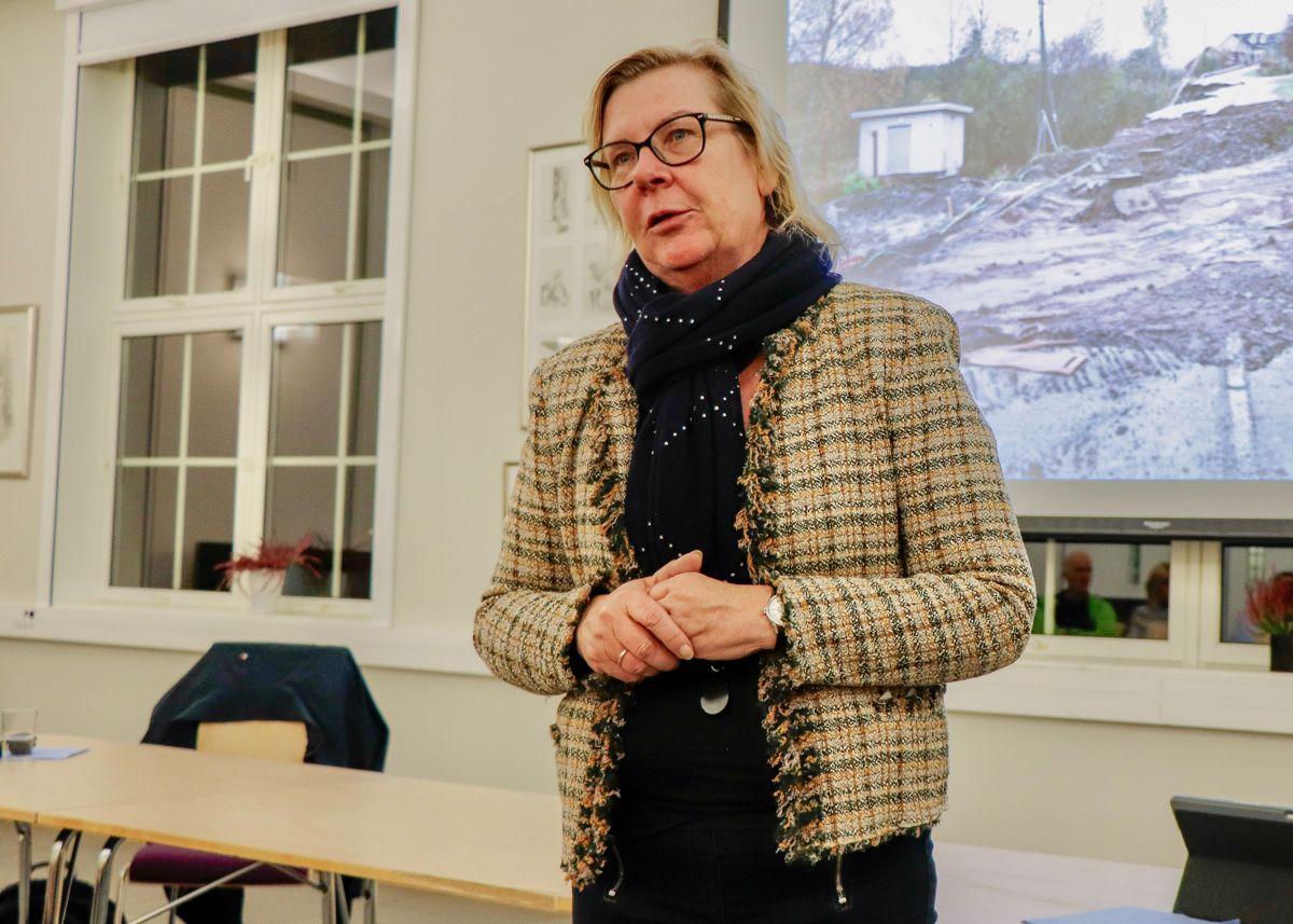 Ordfører Hilde Thorkildsen i Nittedal er siktet for grov korrupsjon.