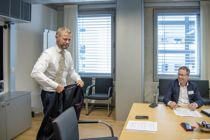 <p>Kvalitetssikringsrapporten om Akson har gitt KS-leder Bjørn Arild Gram ammunisjon i møte med helse- og omsorgsminister Bent Høie (H) til å gjøre Akson bedre.</p>