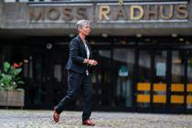 <p>Ordfører i Moss, Hanne Tollerud (Ap), orienterte mandag om koronasmitten i kommunen.</p>