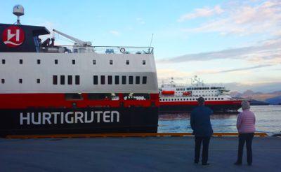 34 havner mellom Bergen og Kirkenes vil kun få anløp hver femte og sjette dag, skriver NRK. Mange kommuner mister dermed sin viktigste transportmulighet.