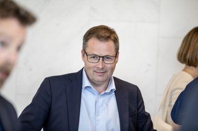 KS med leder Bjørn Arild Gram i spissen jobber for å påvirke partienes programmer.