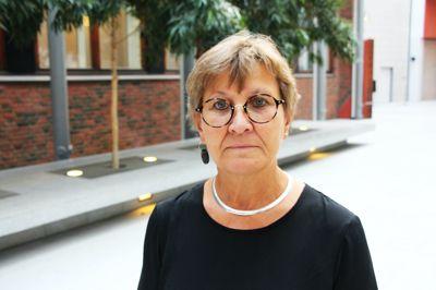Forhandlingsleder Mette Nord i LO Kommune er overrasket over resultatet i frontfaget hvor man ble enige om en ramme på 1,7 prosent.