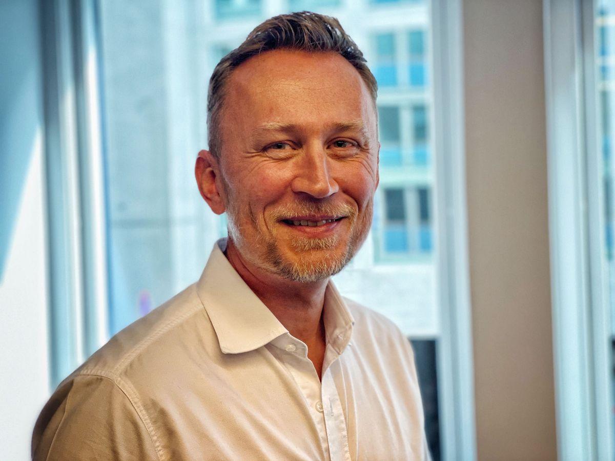 Endre Skjervø, kommunedirektør i Frosta, er en av dem som søkte jobben som fylkesrådmann i Trøndelag i april.