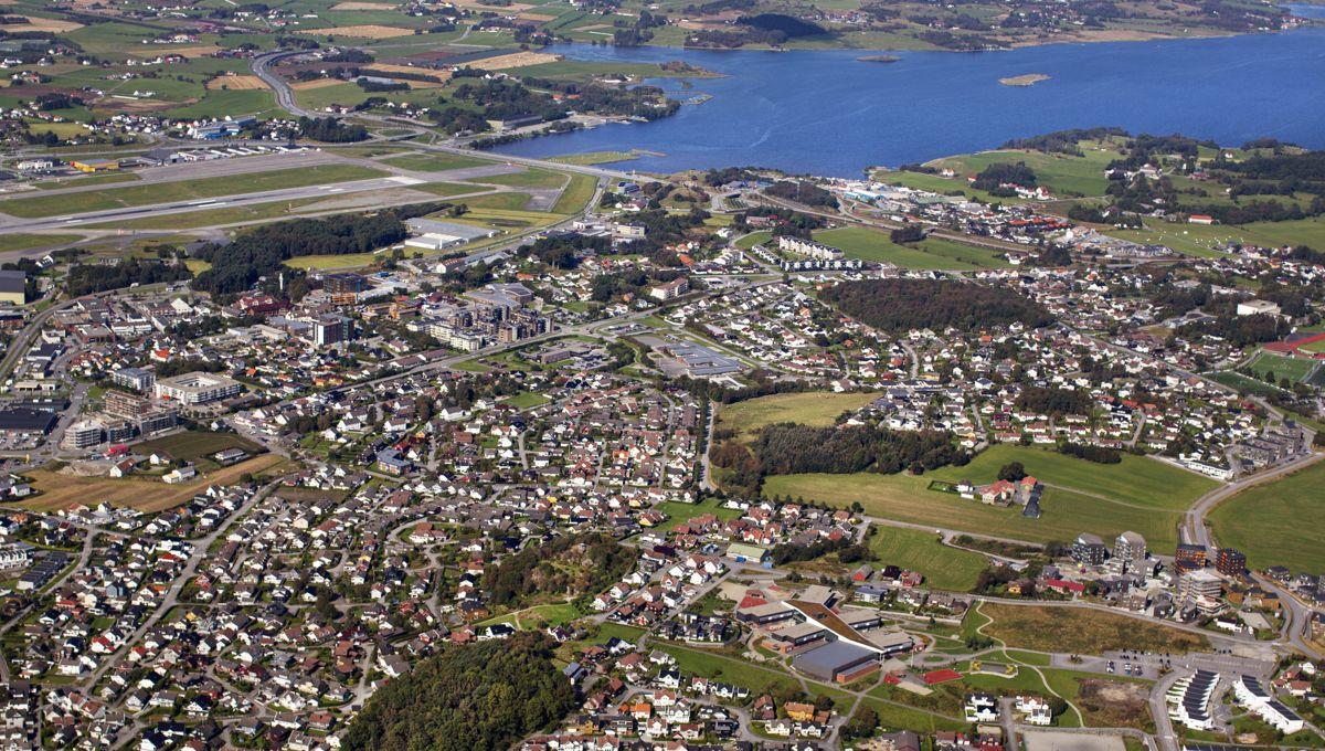Sola er kommunen hvor de best betalte jobbene befinner seg, ifølge SSBs statistikk over gjennomsnittlig månedslønn.