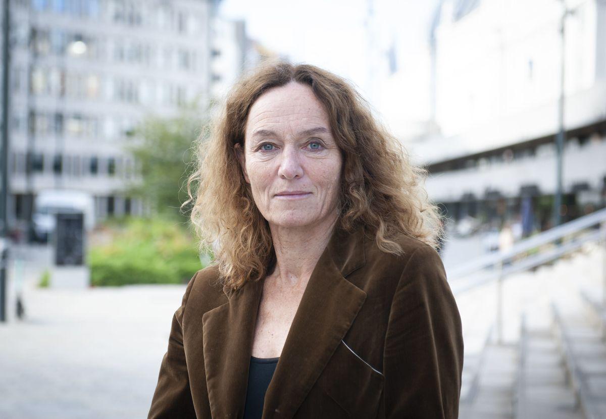 Direktør i Folkehelseinstituttet, Camilla Stoltenberg, er bekymret for en ustabil smittesituasjon.