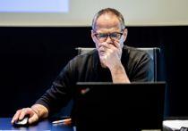 <p>– Det ligger ingenting verken i varslingssakene eller andre forhold som gir grunnlag for en oppsigelse, så jeg håper vi klarer å bli enige om noe, sier Helge Thorsen.</p>