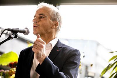 Med partileder Jonas Gahr Støre i spissen er Arbeiderpartiet blitt mer kritiske til privatisering av offentlige tjenester.